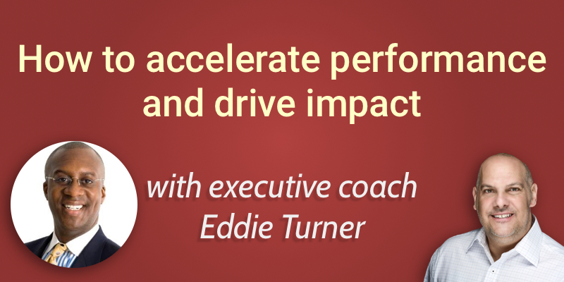 accelerate growth and drive impact