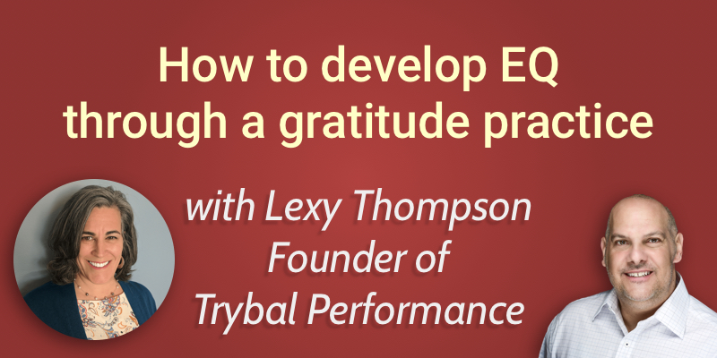 Lexy Thomson Trybal Performance